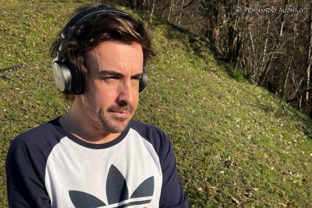 Fernando Alonso vuelve a los entrenamientos para 2021 - SoyMotor.com