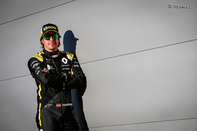 Fernando Alonso, 'joven' otra vez por un día - SoyMotor.com