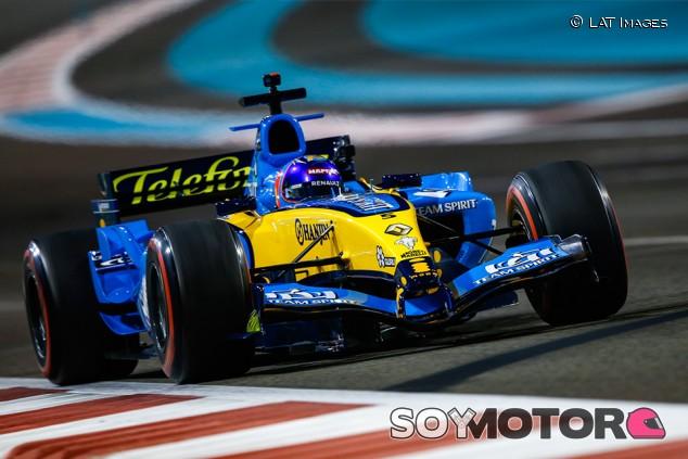 "Ricciardo, sobre Alonso: ""Ese hombre sólo sabe ir rápido"" - SoyMotor.com"