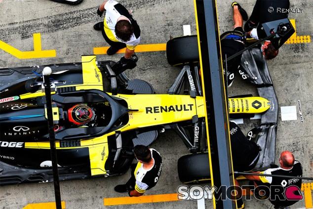 Esteban Ocon en el GP de Austria F1 2020 - SoyMotor.com