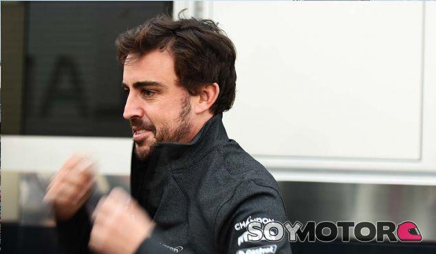 Alonso rodará a más de 340 kilómetros/hora en su test de Indy - SoyMotor.com
