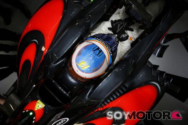Alonso y McLaren saben que el COTA será un trazado difícil para el MP4-30 - LaF1