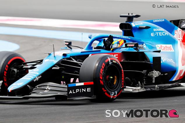 """Alonso saldrá noveno en Francia: """"Los puntos estarán caros"""" - SoyMotor.com"""