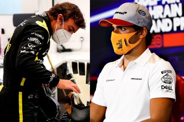 Test Abu Dabi: Alonso, confirmado; Sainz pelea para subirse al Ferrari - SoyMotor.com