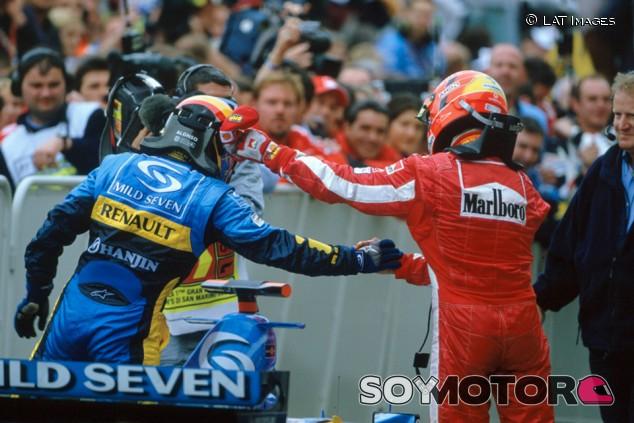 """Briatore, sobre Schumacher y Alonso: """"Es como preguntarse si es mejor Messi o Ronaldo"""" - SoyMotor.com"""