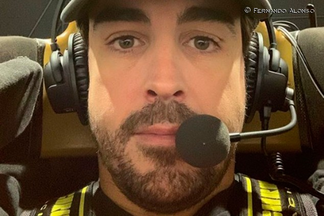 La Semana Santa de Alonso: en Charlotte para preparar Indianápolis - SoyMotor.com