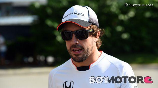 """Alonso: """"El 90% de la parrilla no ha pilotado un Fórmula 1 en serio"""" - SoyMotor"""