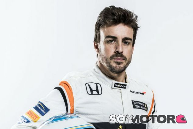 """Alonso: """"Estoy comprometido al 100% con ganar"""" - SoyMotor"""