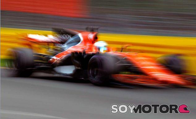 McLaren en el GP de China F1 2017: Previo - SoyMotor.com