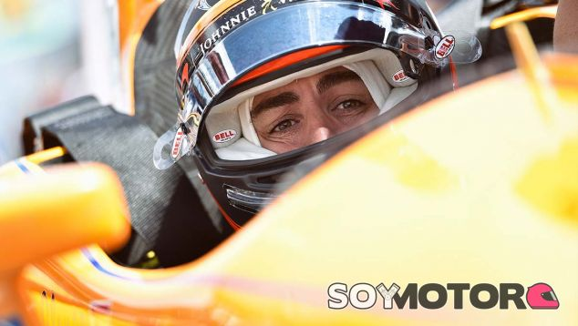 """Hinchcliffe: """"Si Alonso lo hace bien, puede dar ideas a otros pilotos"""" - SoyMotor.com"""