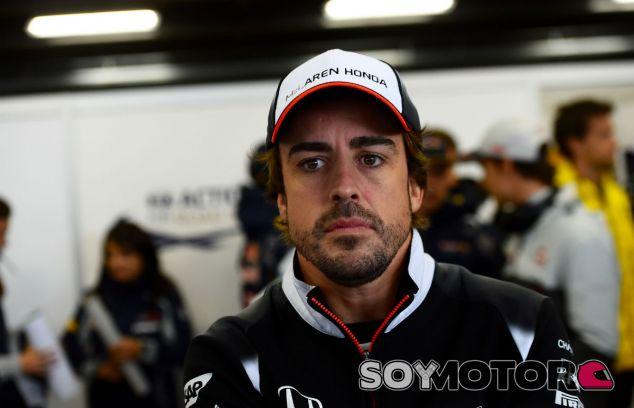 """Alonso: """"Estoy mejor que nunca, somos prudentes pero vamos a por todas"""" - SoyMotor"""