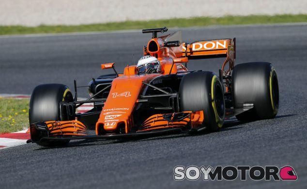 """Bouiller: """"Espero que Alonso siga en 2018, pero no estoy seguro"""" - SoyMotor"""
