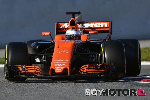 McLaren en el GP de Australia F1 2017: Previo - SoyMotor