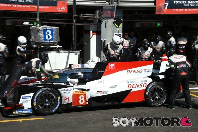 Toyota TS050 en Spa-Francorchamps - SoyMotor.com