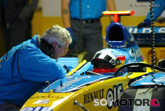 Alonso será el primero en encontrar los 'trucos' de los F1 de 2022, según Pat Symonds - SoyMotor.com