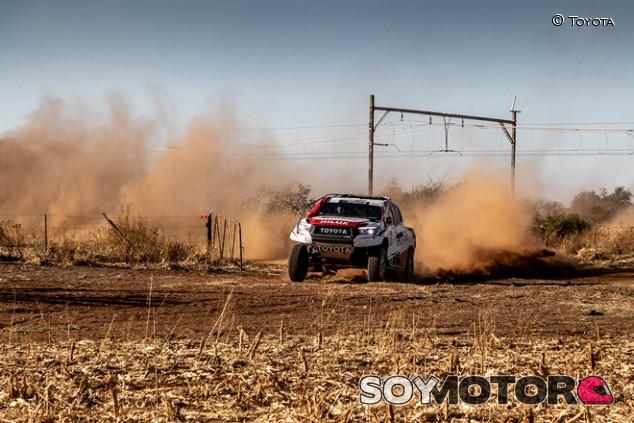 Todos los rivales de Alonso en el Rally de Marruecos y su dorsal - SoyMotor.com