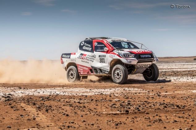 """Roma ve """"complicado"""" que Alonso pueda ganar el Dakar 2020 - SoyMotor.com"""