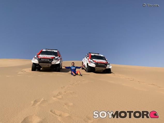 "Alonso: ""Nunca estaré listo al 200% para el Dakar"" - SoyMotor.com"