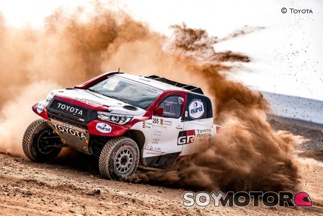 Dakar 2020: guía completa de la primera edición en Arabia Saudí - SoyMotor.com