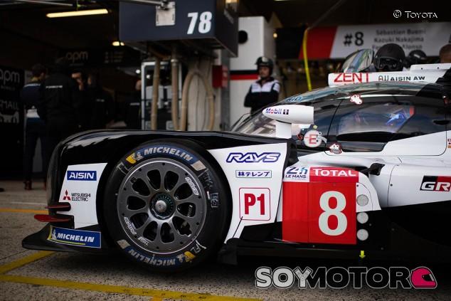 Fernando Alonso en Le Mans 2019 - SoyMotor