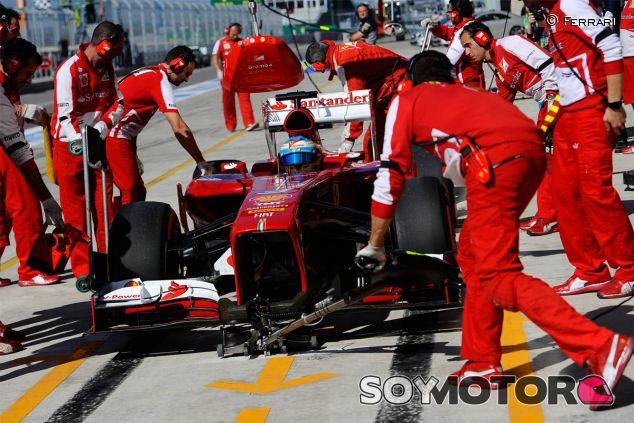 Fernando Alonso en Estados Unidos - LaF1