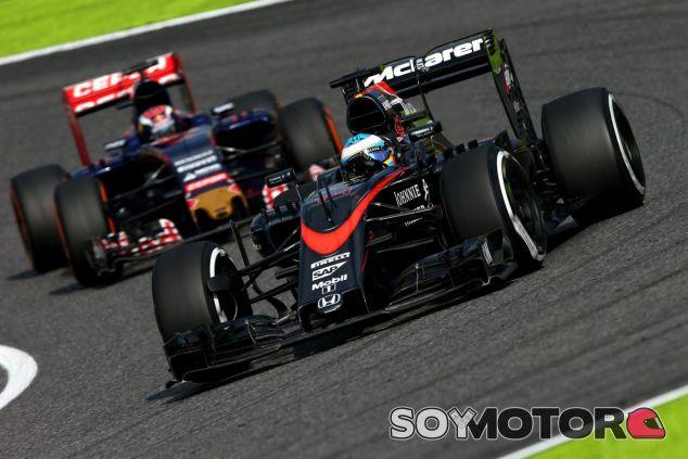 Verstappen ha sido capaz de ver el talento de Alonso a pesar de pilotar un pobre McLaren - LaF1