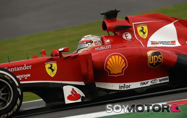 Fernando Alonso en su F138 - LaF1
