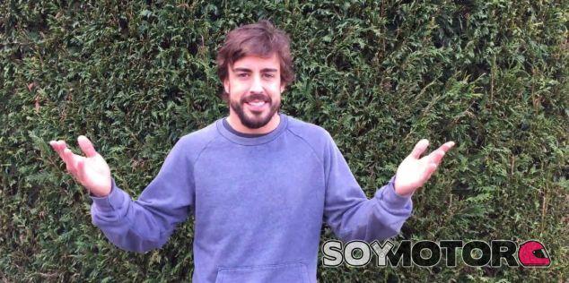 Fotograma del vídeo de Fernando Alonso - LaF1