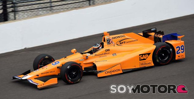 DIRECTO: Sigue el Pole Day de Alonso en Indianápolis - SoyMotor.com