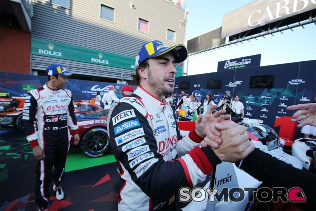 Fernando Alonso, victorioso en Spa-Francorchamps - SoyMotor