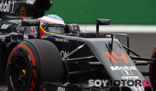 Alonso durante esta temporada - LaF1