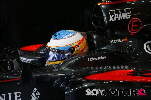 McLaren ha pasado los crash-tests de la FIA con el MP4-31 - LaF1