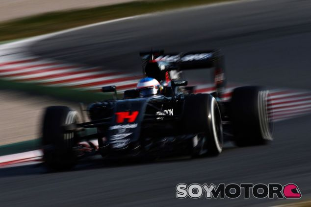 Fernando Alonso ha tenido un día positivo en el MP4-31 - LaF1