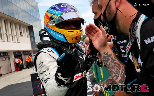 """Prost aplaude el sacrificio de Alonso: """"Hace todo lo necesario por el equipo"""" - SoyMotor.com"""