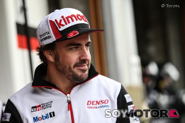 """Alonso: """"¿Dakar en 2020? Es posible, busco nuevos retos"""" – SoyMotor.com"""