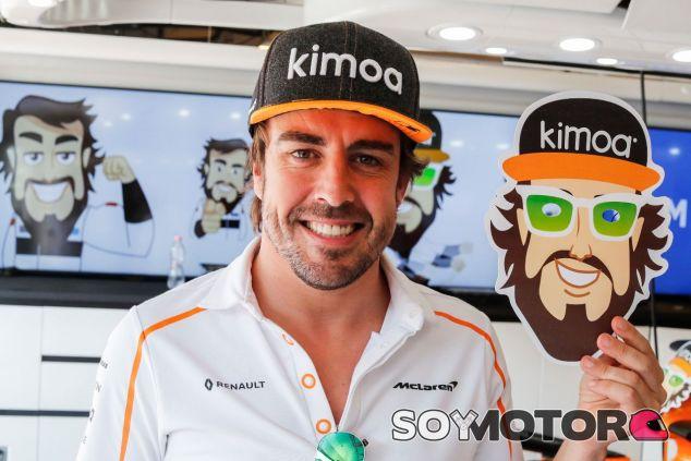 Fernando Alonso –SoyMotor.com