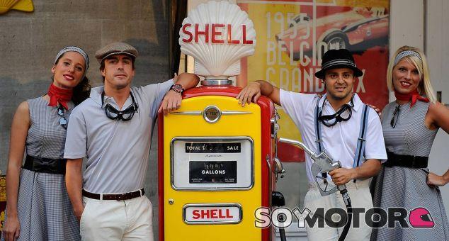 """Alonso sobre Massa: """"Será un rival fuerte"""""""