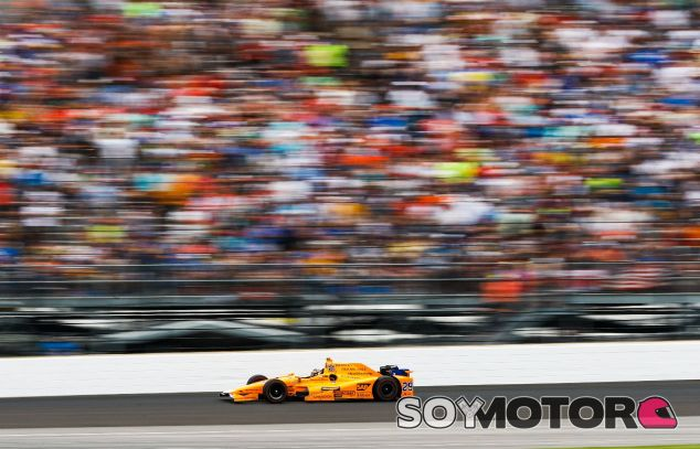 Fernando Alonso en las 500 Millas de Indianápolis – SoyMotor.com