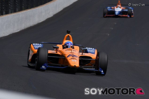 """Alonso afirma que en 2020 """"volveré a intentarlo en la Indy 500"""" - SoYMotor.com"""