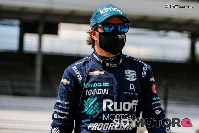 """Alonso: """"2021 será un año de preparación, no hay objetivos"""" - SoyMotor.com"""