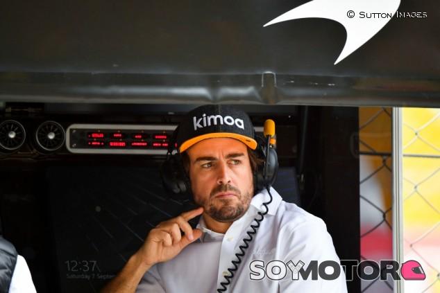 Cadena SER: Alonso irá a Renault; puede sustituir a Ricciardo ya en 2020 - SoyMotor.com