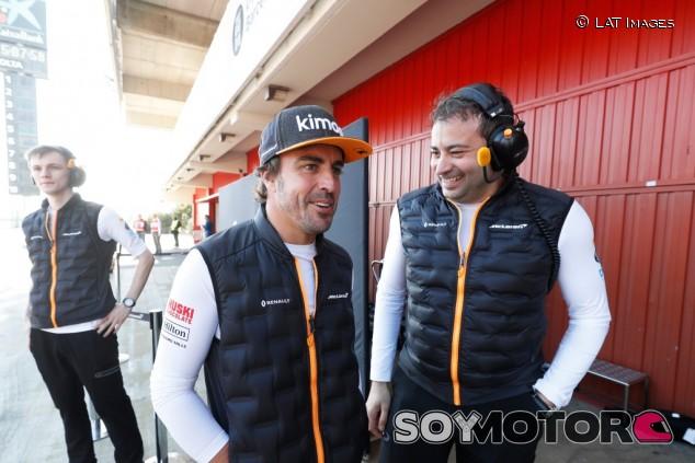 """Alonso, sobre volver a la F1 en 2020: """"No he cerrado ninguna puerta"""" – SoyMotor.com"""
