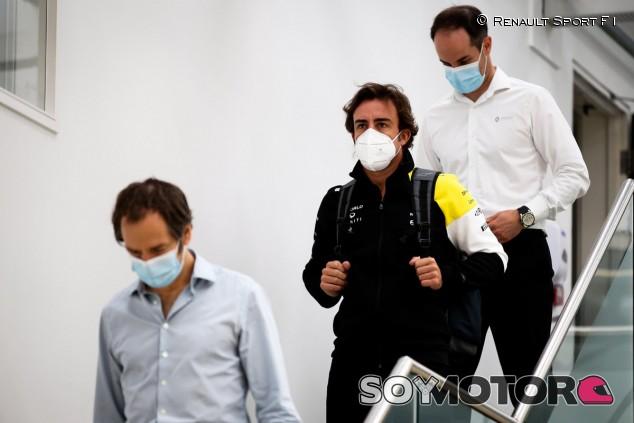"""Permane aplaude la capacidad de adaptación de Alonso: """"Es increíble"""" - SoyMotor.com"""