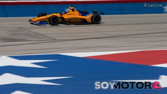 Alonso, preparado para el test oficial de la Indy 500 – SoyMotor.com