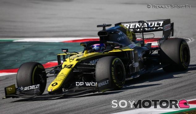 """Alonso y su filming day: """"El coche iba mejor que yo hoy, tiene potencial"""" - SoyMotor.com"""