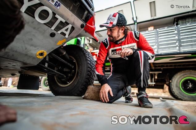 """Para Esteve, Alonso en el Dakar es """"un tema puramente mediático"""" – SoyMotor.com"""