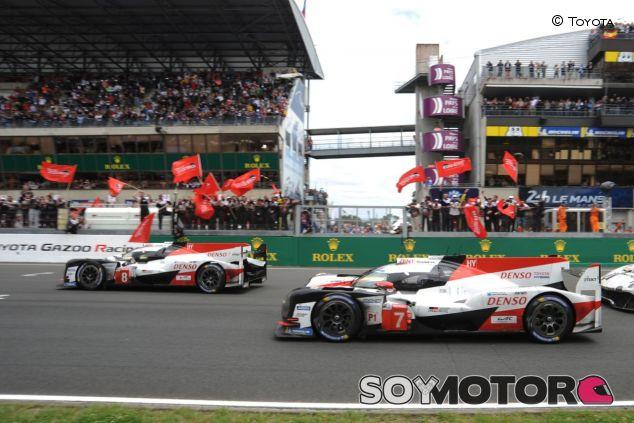 Los Toyota TS050 – SoyMotor.com