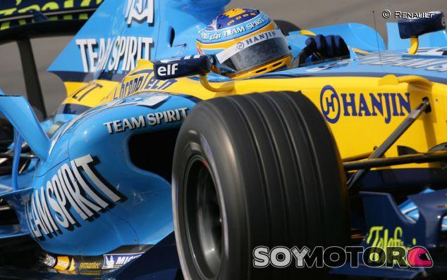Fernando Alonso en 2006