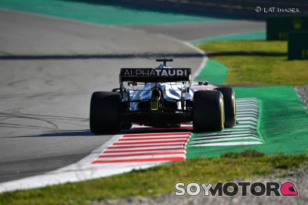 AlphaTauri en el GP de Austria F1 2020: Previo - SoyMotor.com