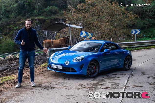 Alpine A110S - SoyMotor.com